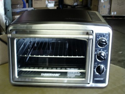 Farberware Convection Countertop Oven Parts : Details about FARBERWARE Convection CounterTop Oven, Stainless Steel ...