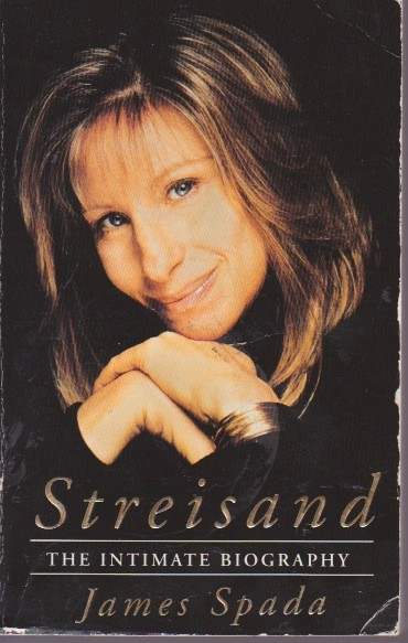 STREISAND-THE-INTIMATE-BIOGRAPHY-JAMES-SPADA-GREAT-USED-SC