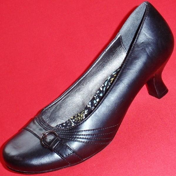 Womens Mudd Hazy Round Toe Sling Heel Pump Shoes 8.5 M EUC