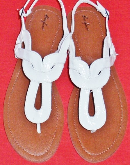 NEW-Womens-CURFEW-White-Fashion-Sandals-Thongs-Casual-Dress-Summer-Shoes