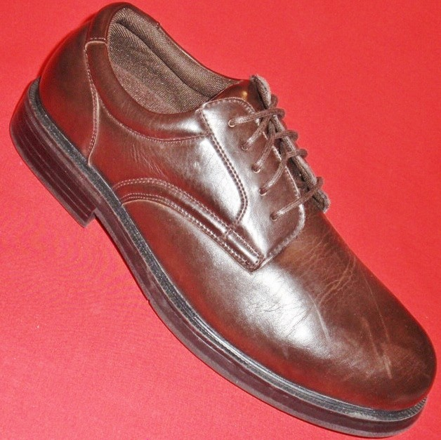 NEW-Mens-SOFT-STAGS-KINGSBURY-Brown-Oxford-Lace-Up-Comfort-Formal-Dress-Shoes