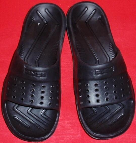 NEW-Mens-AND1-Black-Flip-Flops-Slides-Athletic-Casual-Comfort-Sandals-Shoes