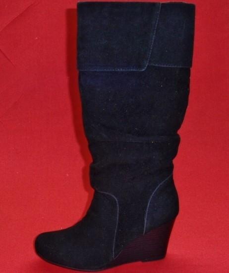 new s s o black knee high fashion casual