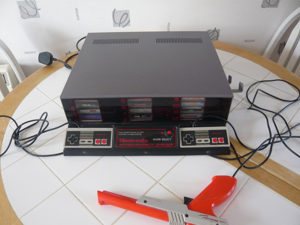 Rare page 11 video game museum blog store - Atari game console for sale ...