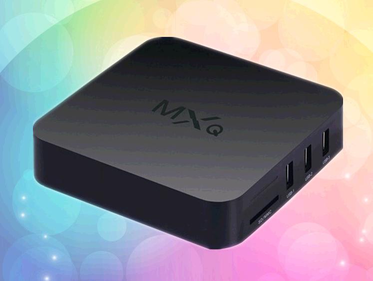 mxq amlogic s805 quad core android 4.
