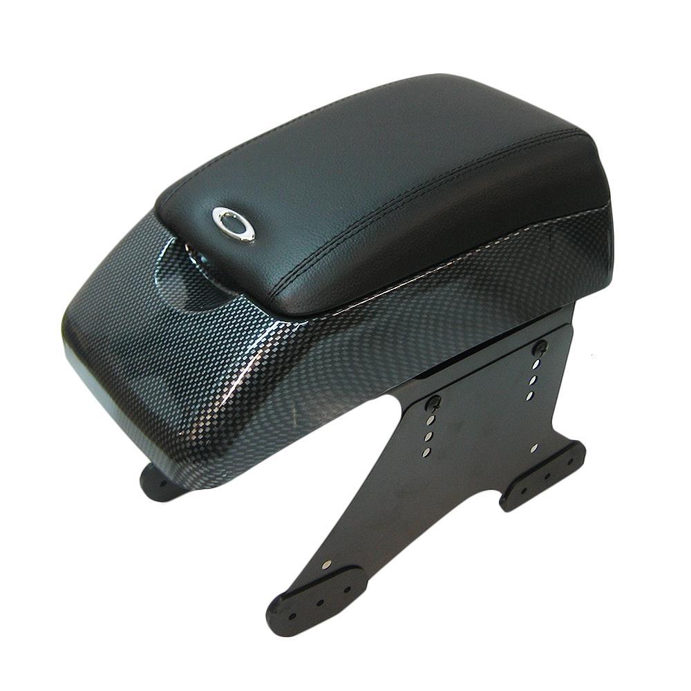 universal armrest centre console fits renault scenic laguna clio mk3 mk4 megane ebay. Black Bedroom Furniture Sets. Home Design Ideas