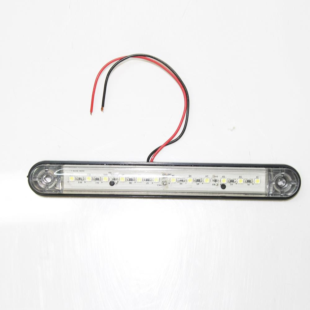 Garage Door Open Position Indicator Light 4 Steps With: 4 X Large SMD LED Side Marker Position Light Lamp Truck