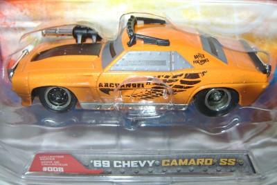 Chevy Chase Acura on 1969 Chevy Camaro Ss Battle Machines Jada Diecast Rare   Ebay