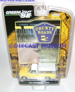 Chevy Chase Acura on 1968 Chevy C 10 Truck W Camper County Roads Series 3   Ebay