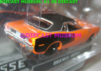 West Coast Choppers Jesse James Orange Bomb Cuda 440