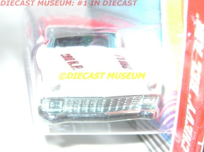 Chevy Chase Acura on 1956  56 Chevy Bel Air The 50 S Hot Wheels Diecast 2011   Ebay