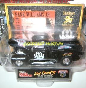 194 40 Ford Truck Hank Williams bocephus RC Diecast