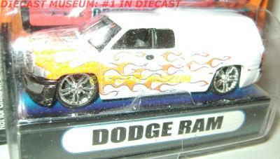 JESSE JAMES DODGE RAM TRUCK PICK UP WEST COAST CHOPPERS