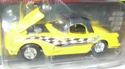 Chevy Chase Acura on 1953  53 Chevy Corvette Rc Hot Rod Magazine Diecast   Ebay