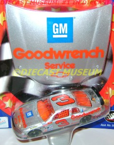 Chevy Chase Acura on Sr 3 Goodwrench Service Silver Chevy Monte Carlo Diecast Rare   Ebay