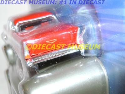 1957 57 CHEVY BEL AIR BOYD CODDINGTON JOYRIDE 164 RC2 DIECAST VERY
