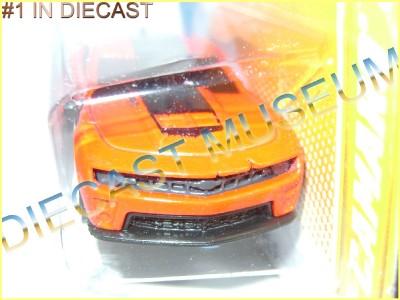 Chevy Chase Acura on 2012  12 Chevy Chevrolet Camaro Zl1 Hot Wheels Hw Diecast 2011   Ebay