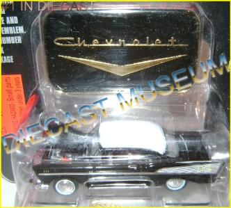 Chevy Chase Acura on 1957  57 Chevy Bel Air Mint Edition Rc Racing Champions Diecast   Ebay