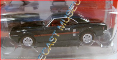 1968 68 Pontiac Firebird 400 Diecast JL Johnny Lightning Diecast RARE