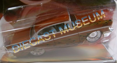 Chevy Chase Acura on 1957  57 Chevy Chevrolet Bel Air Custom Classics Hot Wheels 1 50