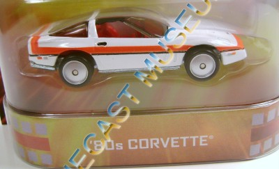 Chevy Chase Acura on 1980 S 80 S Chevy Corvette The A Team Retro Series Hot Wheels Hw