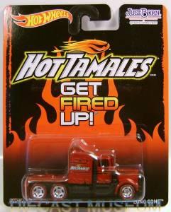 long gone semi truck hot tamales just born hot wheels rr