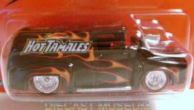 1956 56 ford f 100 panel hot tamales just born hot wheels