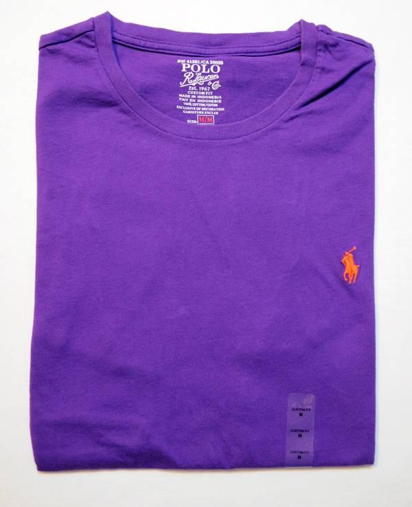 ralph lauren t shirt label
