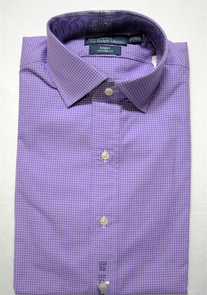 Polo Ralph Lauren Purple Dress Shirt
