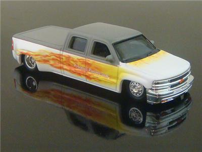 Chevy Crew Cab Dually