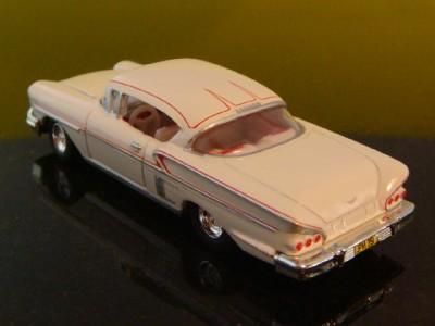 American Griffiti 58 Chevy Custom Impala 1/64 Scale Ltd Edit 5