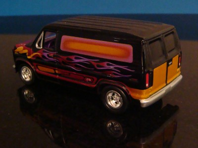 ford econoline conversion van 1 64 scale limited edt