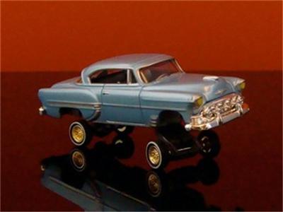 53 Chevy Bel Air