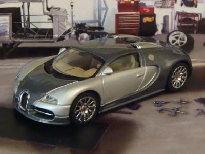 bugatti eb 16 4 veyron 8 0l quad turbocharged super car 1 64 scale limited edt m. Black Bedroom Furniture Sets. Home Design Ideas