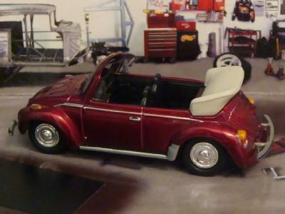 1975 75 vw super beetle cabriolet convertible 1 64 scale limited edition y ebay. Black Bedroom Furniture Sets. Home Design Ideas