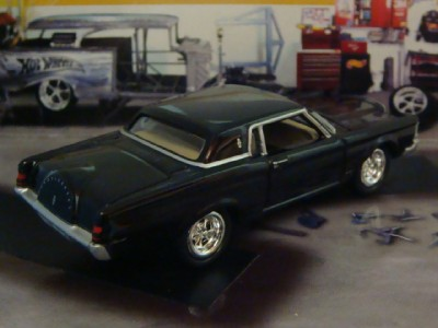 hot rod lincoln 1969 69 lincoln continental mark iii 1 64. Black Bedroom Furniture Sets. Home Design Ideas