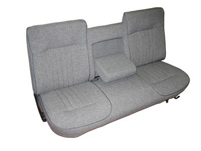 Ford F150 Pickup Truck Front Bench Seat Upholstery 1987