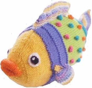Knit Fish Pattern : KNITTED FISH PATTERN 1000 Free Patterns