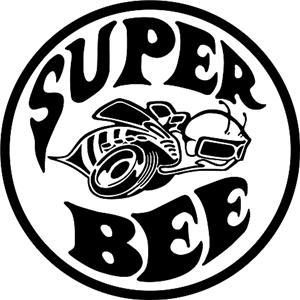 SUPER-BEE-Logo-Plymouth-Muscle-Car-Tshirt-FREE