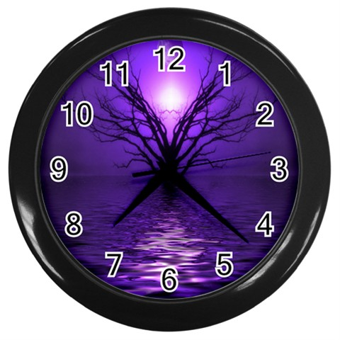 NEW-WALL-CLOCK-PURPLE-TREE-MOON