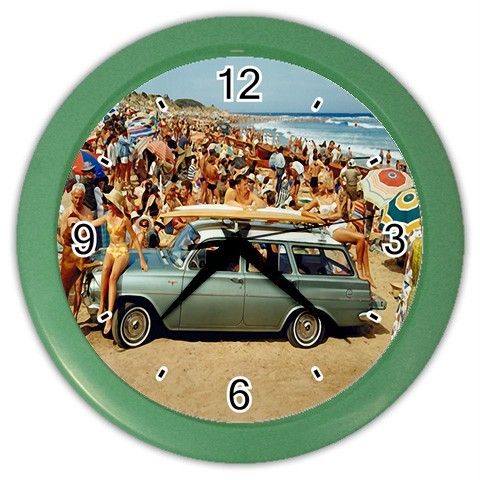 NEW-EH-HOLDEN-WAGON-SURFBOARD-WALL-CLOCK