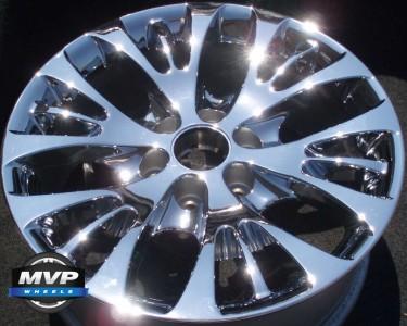 Factory 20 GM Chevy Cadillac Wheel Rim 5255 CK360