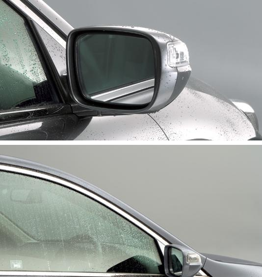 japanese inspire side mirror with light indicator for us accord
