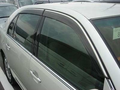 Lexus celsior door window visors ls 430 jdm vip visor ebay for 2001 lexus rx300 master window switch