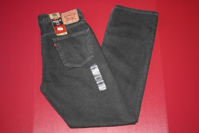 NWT MENS LEVIS REGULAR FIT 505 JEANS SIZE 40X30 #1094