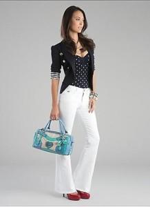 Guess Elma Large Box Bag Handbag Purse | eBay