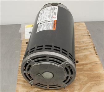 Emerson p63wzgnk 4678 480v 3 phase condensor fan motor ebay for 480v 3 phase motor