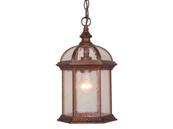 CHATEAU ROYAL BRONZE OUTDOOR HANGING LAMP LANTERN LIGHT EBay