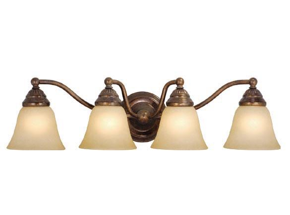 Vaxcel Standford 4l Vanity Royal Bronze Bathroom Wall Discount Light Vl35124rbz Ebay
