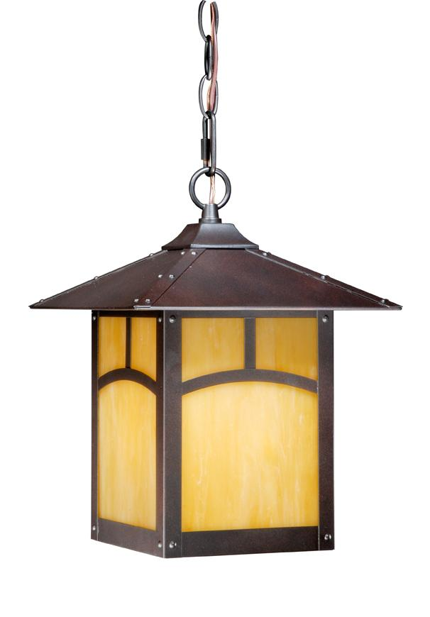 Discount outdoor bronze vaxcel fixture light taliesin for Hanging outdoor light fixtures